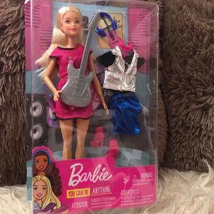 Rockstar Barbie Doll
